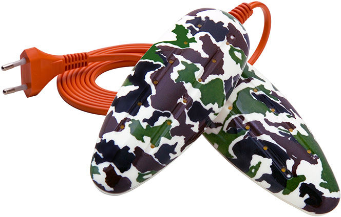Suszarka do butów Elektrowarm SB-3d moro UV