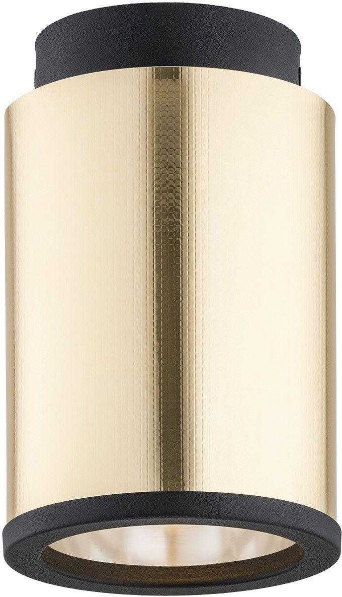 Plafon Mniejszy złoty Herman 4280 Argon // Rabaty w koszyku i darmowa dostawa od 299zł !