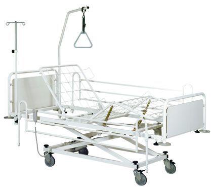 Łóżko rehabilitacyjne A3/S ( elektryczne)