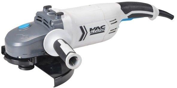 Szlifierka kątowa MacAllister 230 mm 2000 W