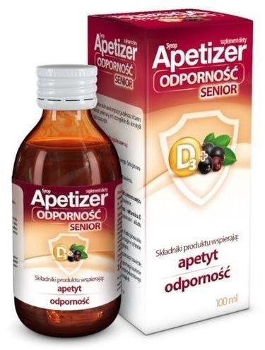Apetizer Odporność Senior syrop 100 ml