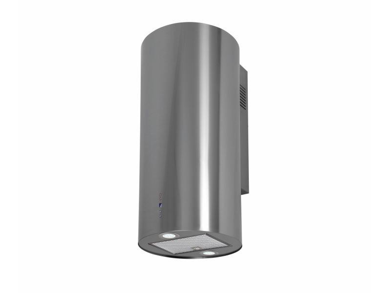 Okap kominowy Cylindro OR Inox 40 cm