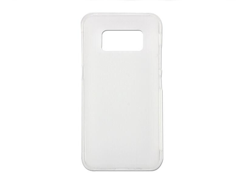 Samsung Galaxy S8 Active - etui na telefon FLEXmat Case - biały