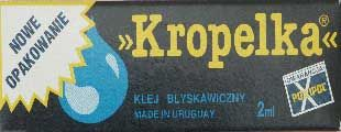 Klej Kropelka 2g POXIPOL