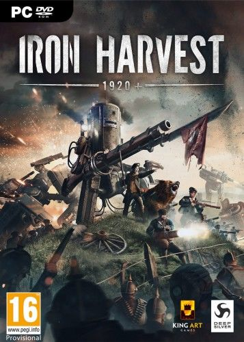 Iron Harvest D1 Edition PC