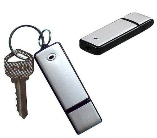 Dyktafon pendrive z detekcją dźwięku VOS Black-200 4GB