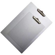 Leniar Clipboard Aluminiowy Podkład A4 z klipsem