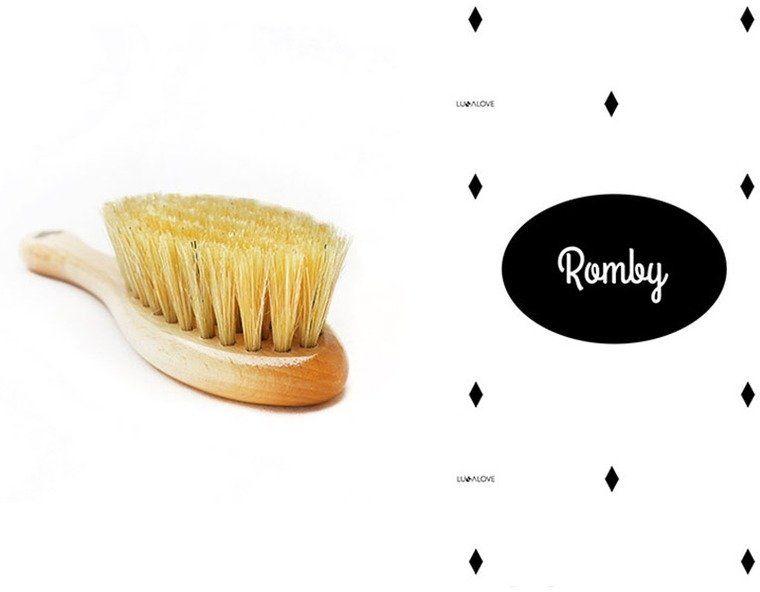 Szczotka i myjka Romby LL0072-Lullalove, wyprawka dla niemowlaka