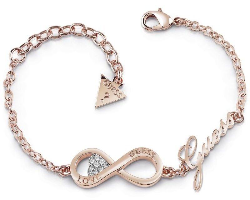 Biżuteria damska Guess Jewellery Endless Love Bracelet UBB85066-L