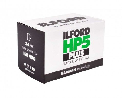 Ilford hp5 400/135/36
