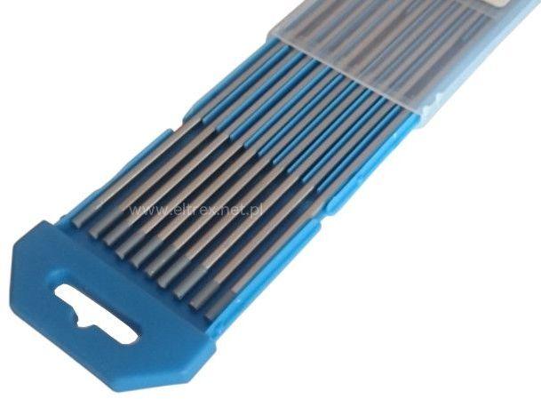 Elektroda wolframowa WC20 1,6x175 szara