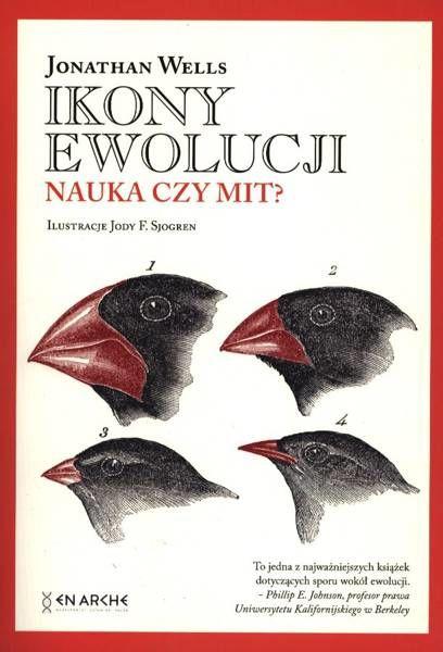 Ikony ewolucji - Jonathan Wells