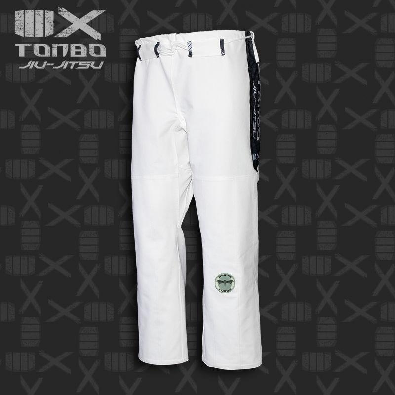 spodnie BJJ / Jiu-Jitsu 4X 12oz, białe (27 rozmiarów)