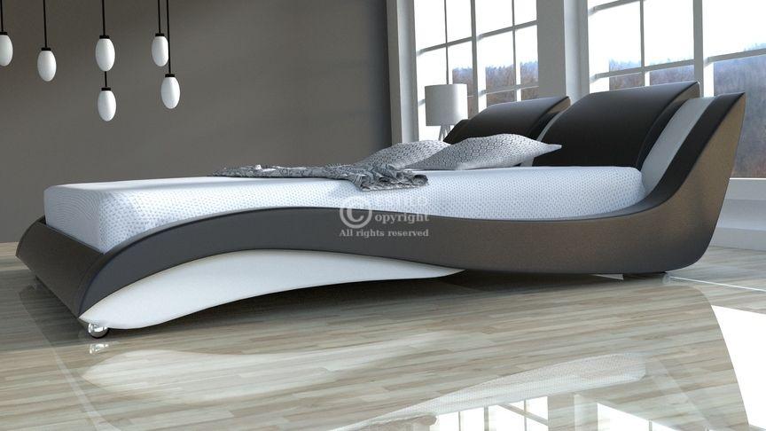 Łóżko do sypialni Stilo-2 Slim 140x200