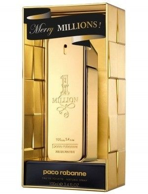Paco Rabanne 1 Million - męska EDT 100 ml