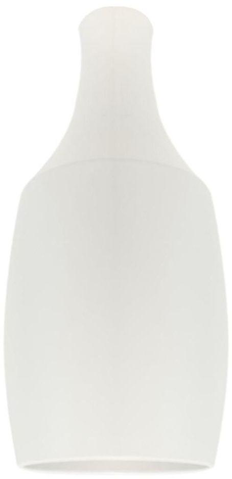Oprawka METALOWA E27 biała LH0407