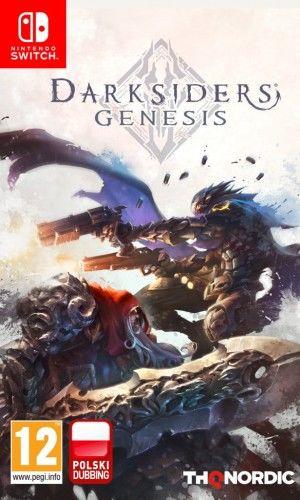 Darksiders Genesis NS