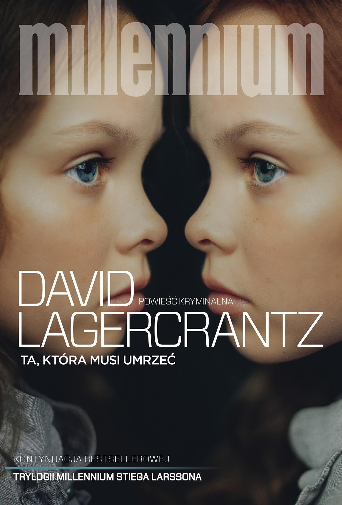 Ta, która musi umrzeć - David Lagercrantz - ebook