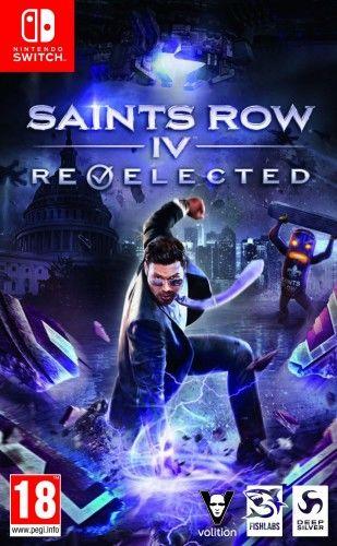 Saints Row IV Re Elected NS