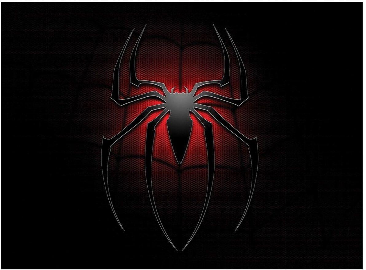 Dekoracyjny opłatek tortowy Spiderman - A4