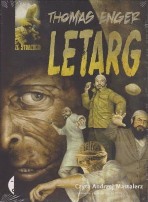 Letarg Thomas Enger (audiobook)