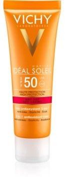 Vichy Idéal Soleil Anti-age krem ochronny o działaniu przeciwstarzeniowym SPF 50 50 ml