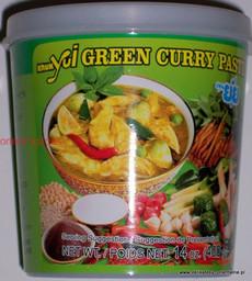 pasta curry zieona - 400g
