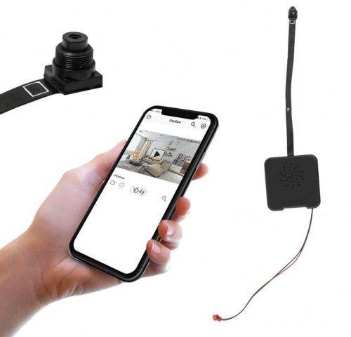 Kamera szpiegowska do ukrycia wifi HD M8