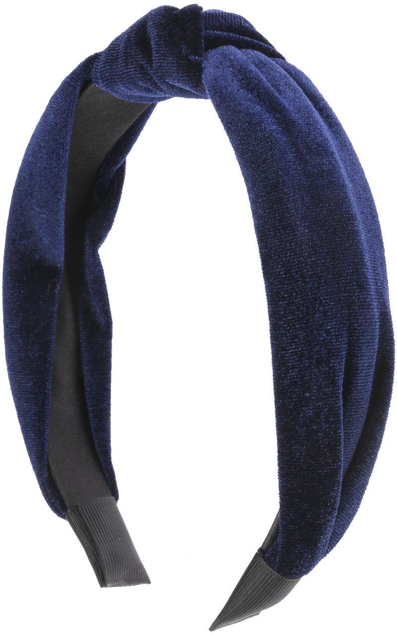 Opaska na Włosy Alenja by Lipodo, niebieski, One Size