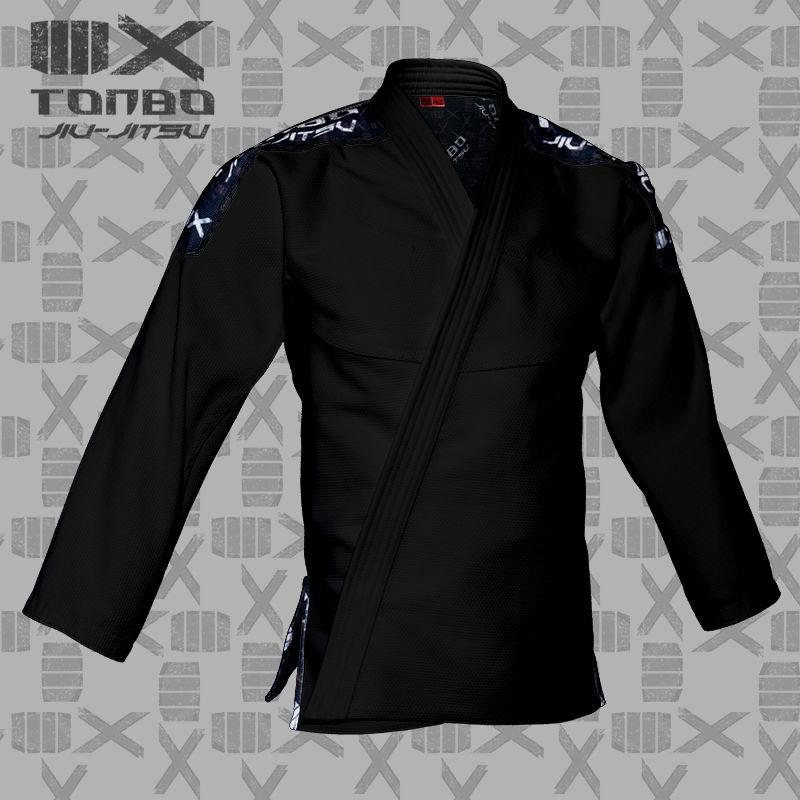 bluza BJJ / Jiu-Jitsu 4X, czarna, 580g/m2 (27 rozmiarów)