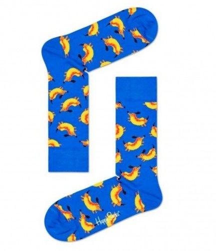 Happy Socks skarpetki HDD01-6300 R.36-40 HOT DOG