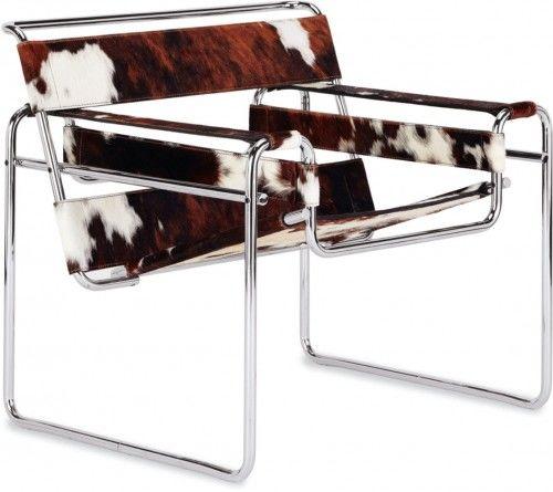 Fotel inspirowany Wassily Chair Pony