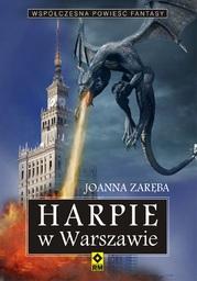 Harpie w Warszawie - Ebook.