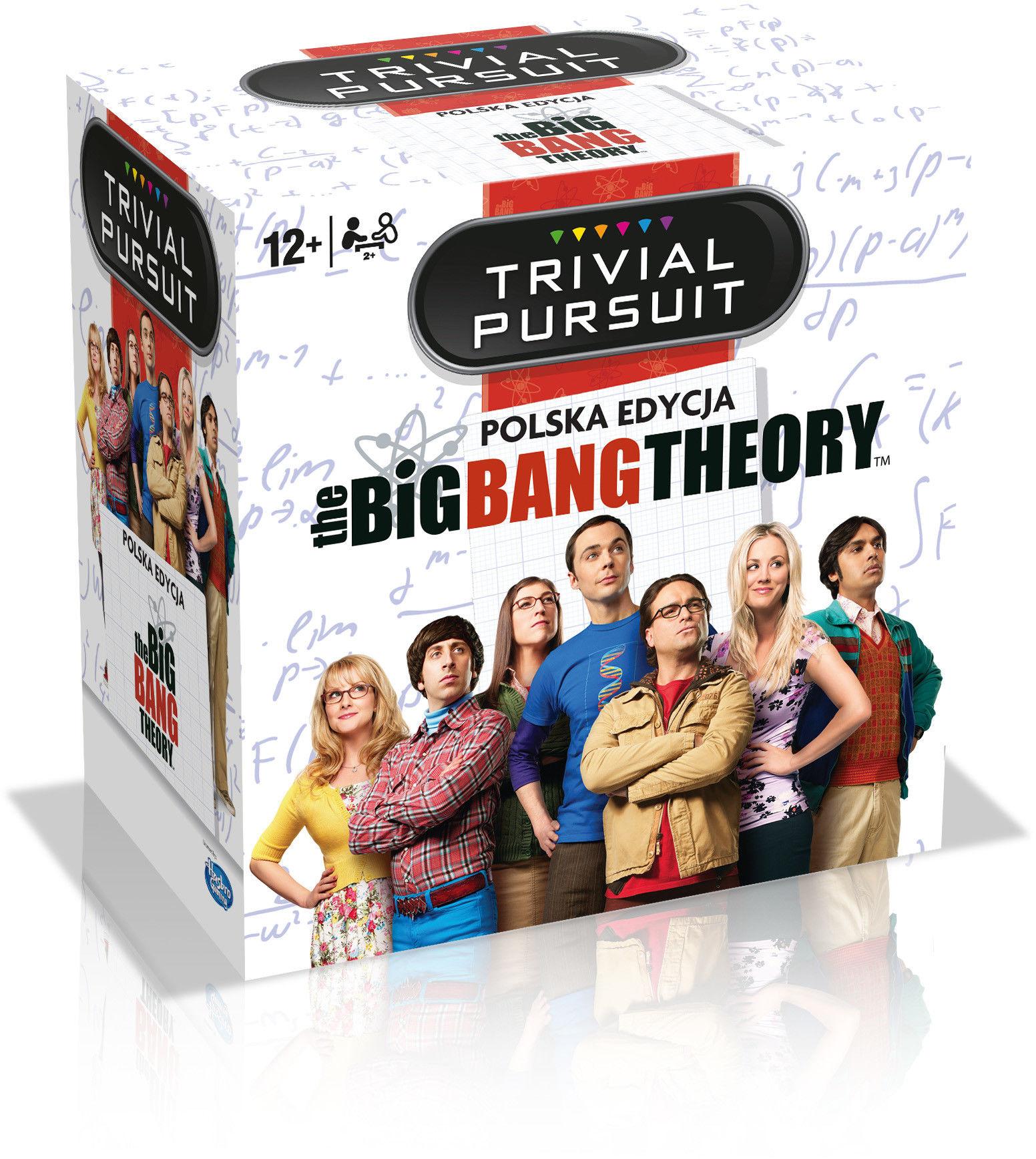 Gra Trivial Pursiut Big Bang Theory PL