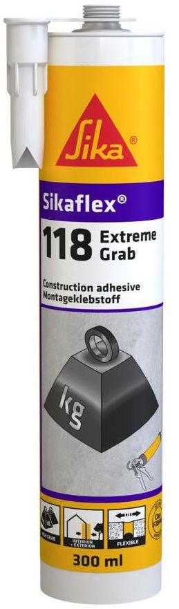 Klej uszczelniający SIKAFLEX 118 Extreme Grab 290 ml SIKA