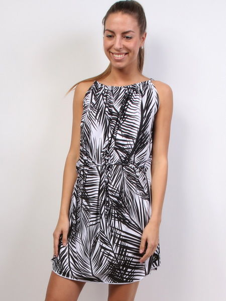 Femi Pleasure SUGA PALM krótkie sukienki - L