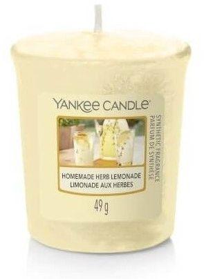 Yankee Candle Sampler Świeca Homemade Herb Lemonade 49g