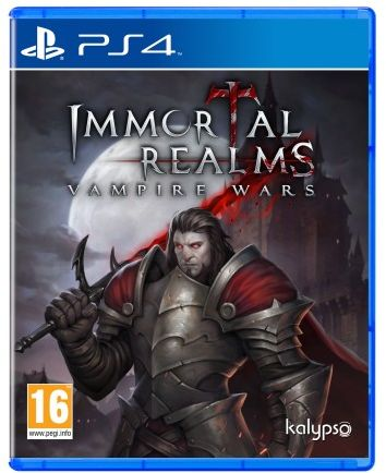 Immortal Realms Vampire Wars PS 4