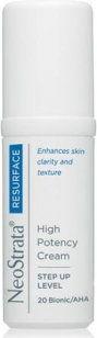 NeoStrata High Potency Cream Intensywny krem przeciwzmarszczkowy do skóry dojrzałej i suchej 30 g