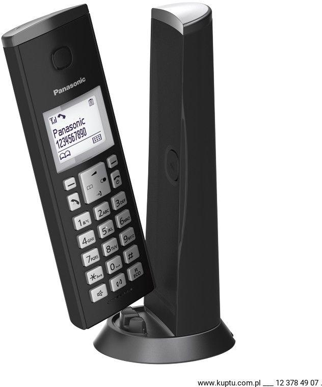 KX-TGK210PDB telefon bezprzewodowy Panasonic
