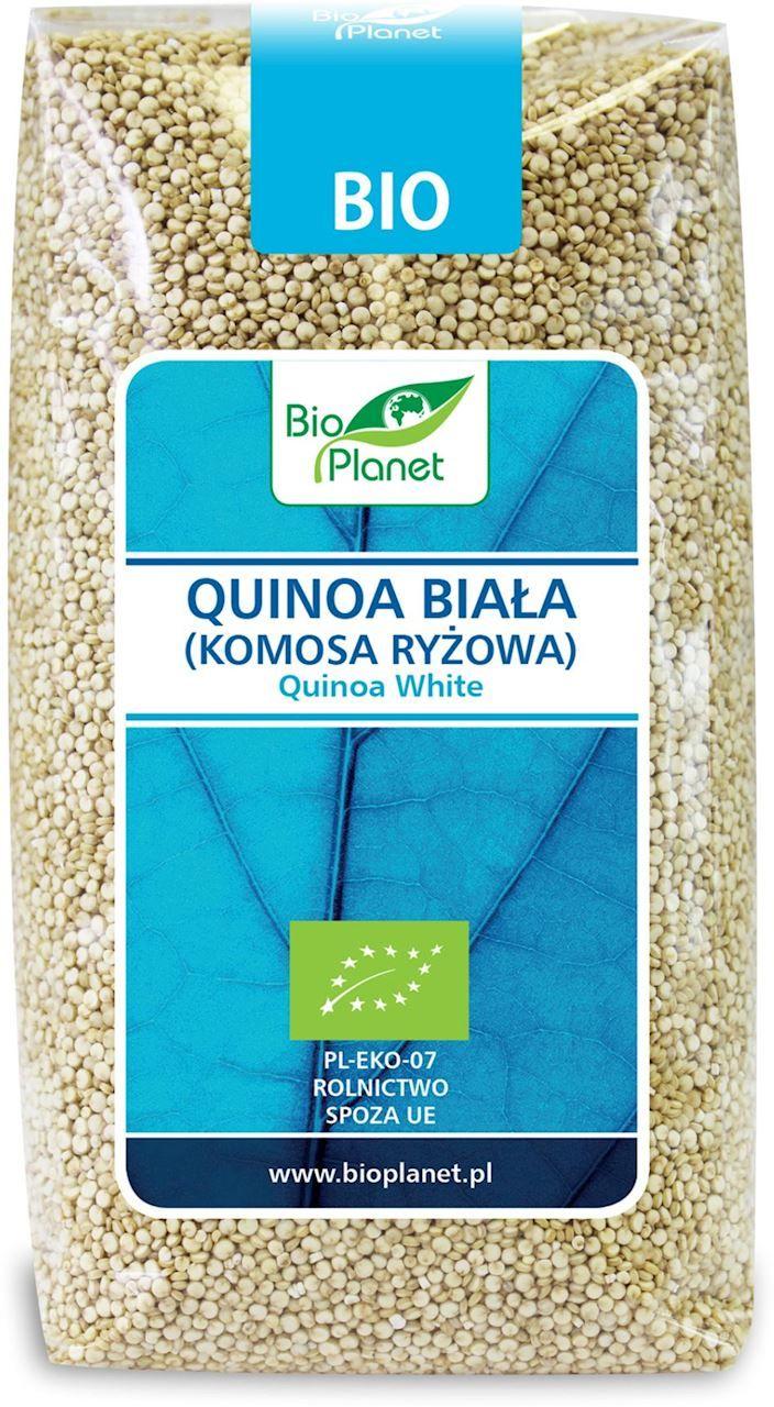 Quinoa biała komosa ryżowa bio 500 g - bio planet