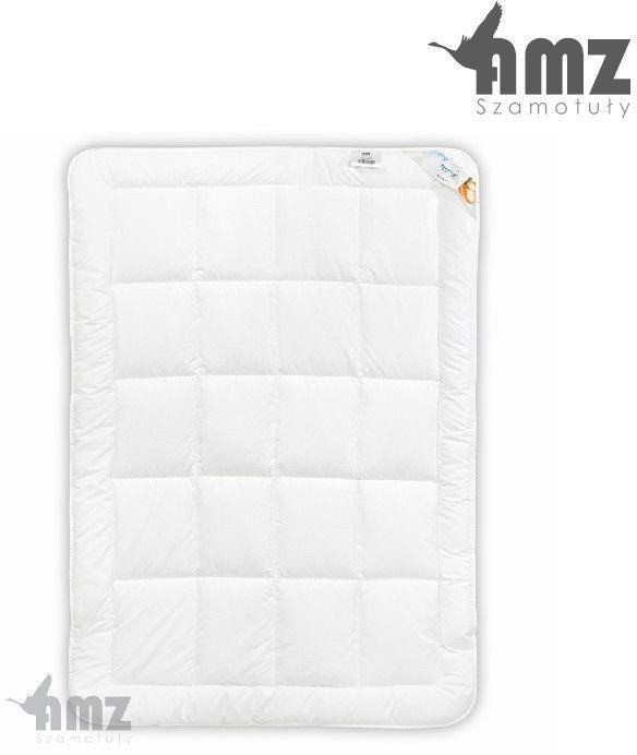 Poduszka i kołdra antyalergiczna dziecięca AMZ Cotton, Kolor - biały, Rozmiar - 90x120 + 40x60 NAJLEPSZA CENA, DARMOWA DOSTAWA