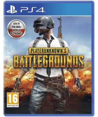 Gra PS4 Playerunknown''s Battlegrounds