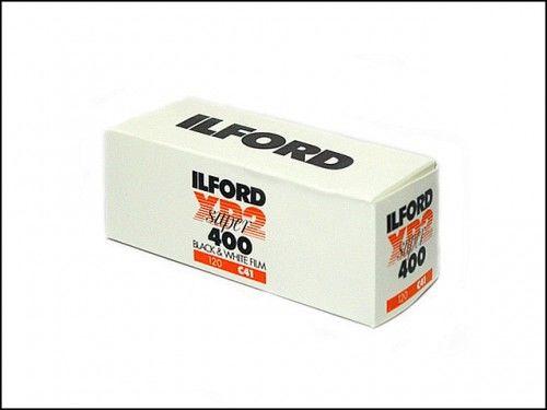 Ilford xp2 400/120 proces c-41