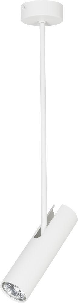 Lampa wisząca Eye Super A 6488 Nowodvorski Lighting ruchoma oprawa sufitowa w kolorze białym