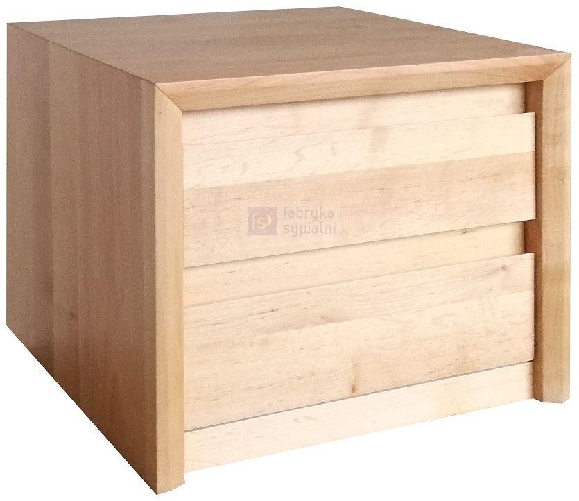 Szafka nocna M-FORM 2 x szuflada