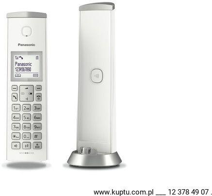 KX-TGK210PDW telefon bezprzewodowy Panasonic