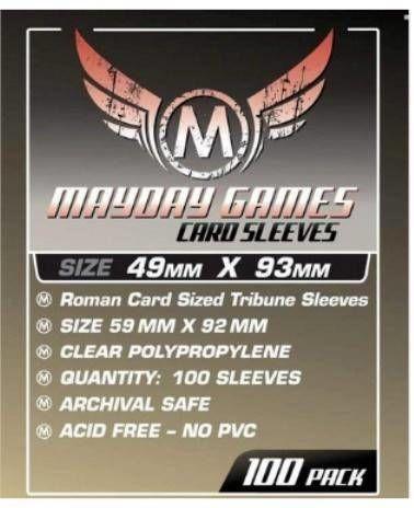 Koszulki Tribune Sandard 49x93 (100szt) - Mayday Games