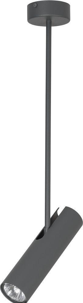 Lampa wisząca Eye Super A 6495 Nowodvorski Lighting ruchoma oprawa sufitowa w kolorze grafitowym