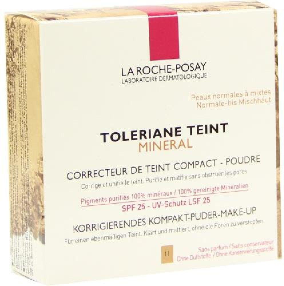 La Roche Posay Toleriane Teint 11 puder mineralny w kompakcie j